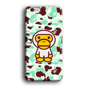 Bape Milo Blue Camo iPhone 6 Plus | 6s Plus 3D coque custodia fundas