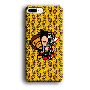 Bape x Astro Boy iPhone 7 Plus 3D coque custodia fundas