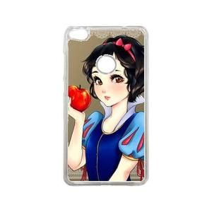 Coque blanche neige manga compatible htc one a9 transparent