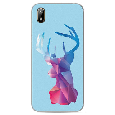 Coque huawei y5 2019 cerf