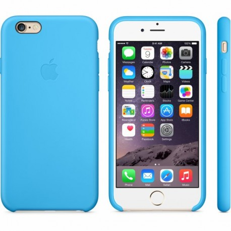 coque apple iphone 6s plus silicone