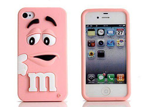 coque d iphone 4 en silicone
