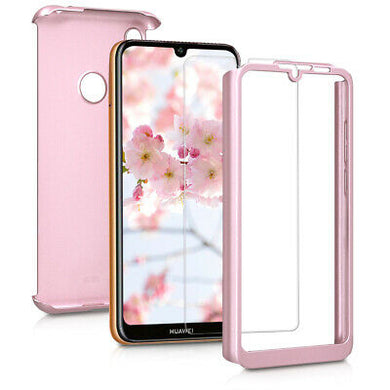 coque double face huawei y6 2019