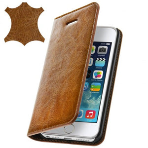 coque en cuir iphone se