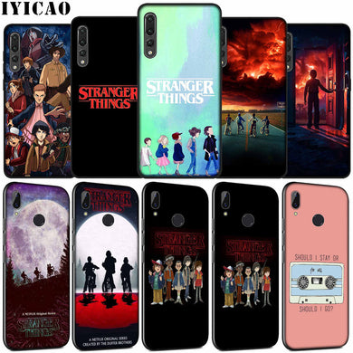 coque huawei p30 lite stranger things