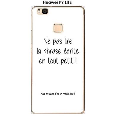 coque huawei p9 lite citation