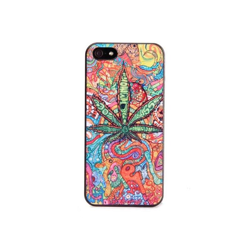 coque iphone 4 cannabis