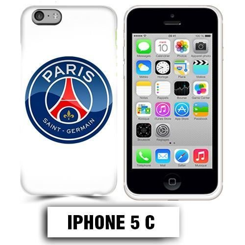 coque iphone 5c psg