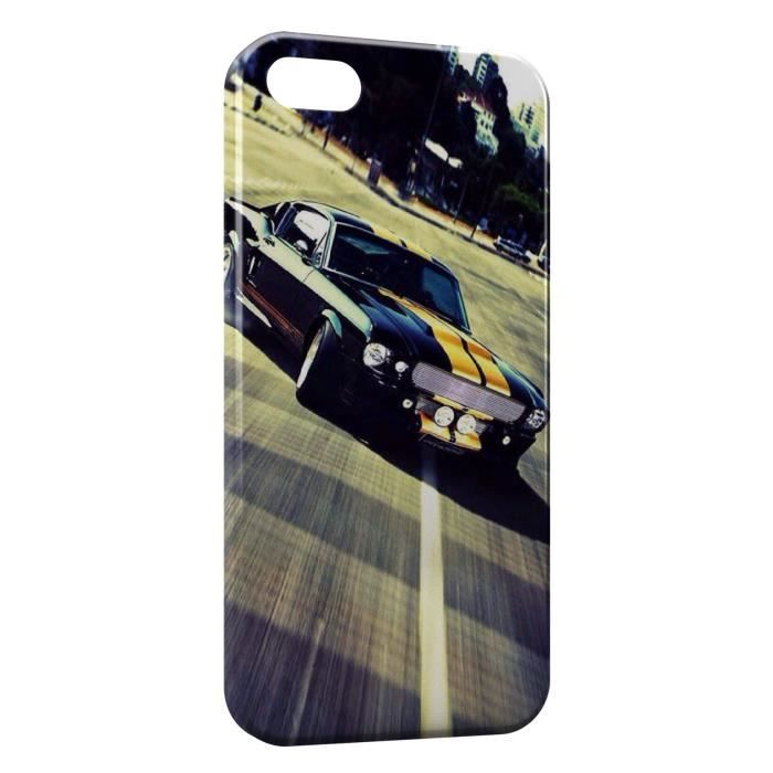 coque iphone 6s mustang