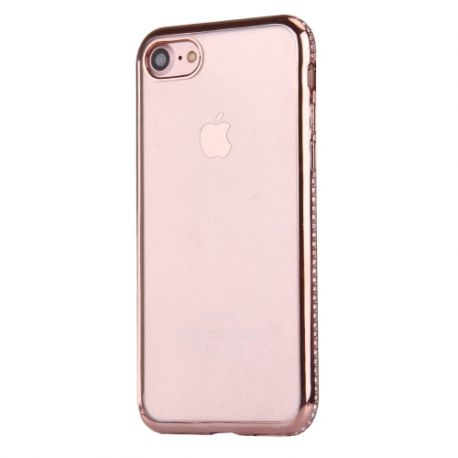 coque iphone rose gold