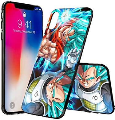 coque iphone x dragon ball