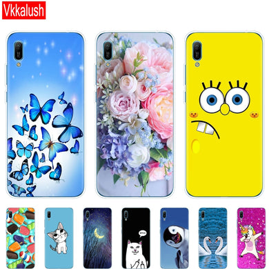 coque pour portable huawei y6 2019