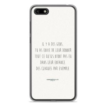coque pour smartphone huawei y5 2018
