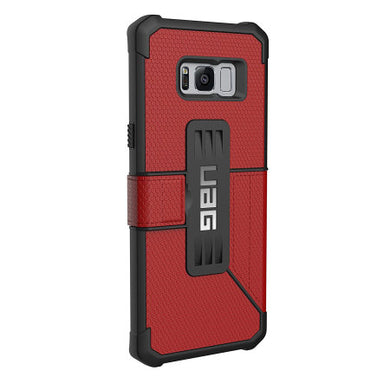 coque samsung galaxy s8 uag metropolis rugged wallet