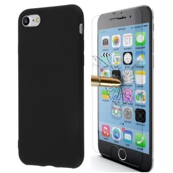 coque silicone noir iphone 5s
