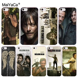 coque the walking dead iphone 7