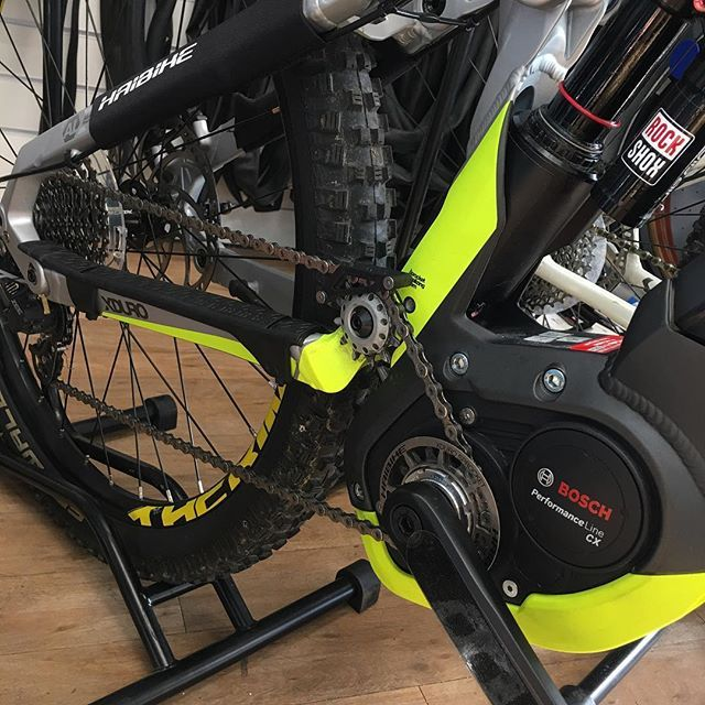 Puncture/Tyre Fitting (E-Bike)