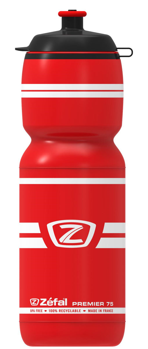 Zefal Premier 750ml Bottle Red