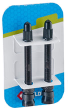 Load image into Gallery viewer, Weldtite Tubeless Valve Set, black