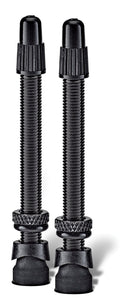 Weldtite Tubeless Valve Set, black
