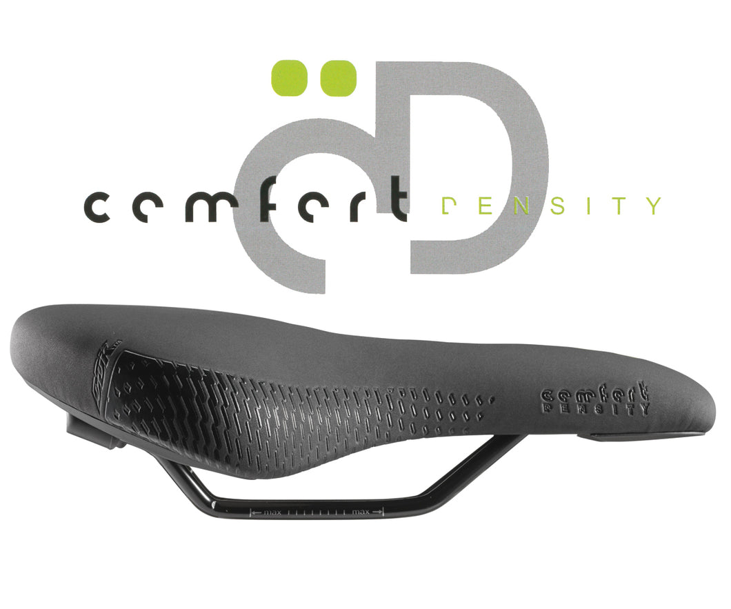DDK Comfort Density, Black, 155mm