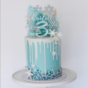 Frozen 2 Cake Topper