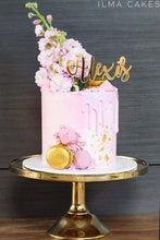 Load image into Gallery viewer, Name Cake Topper