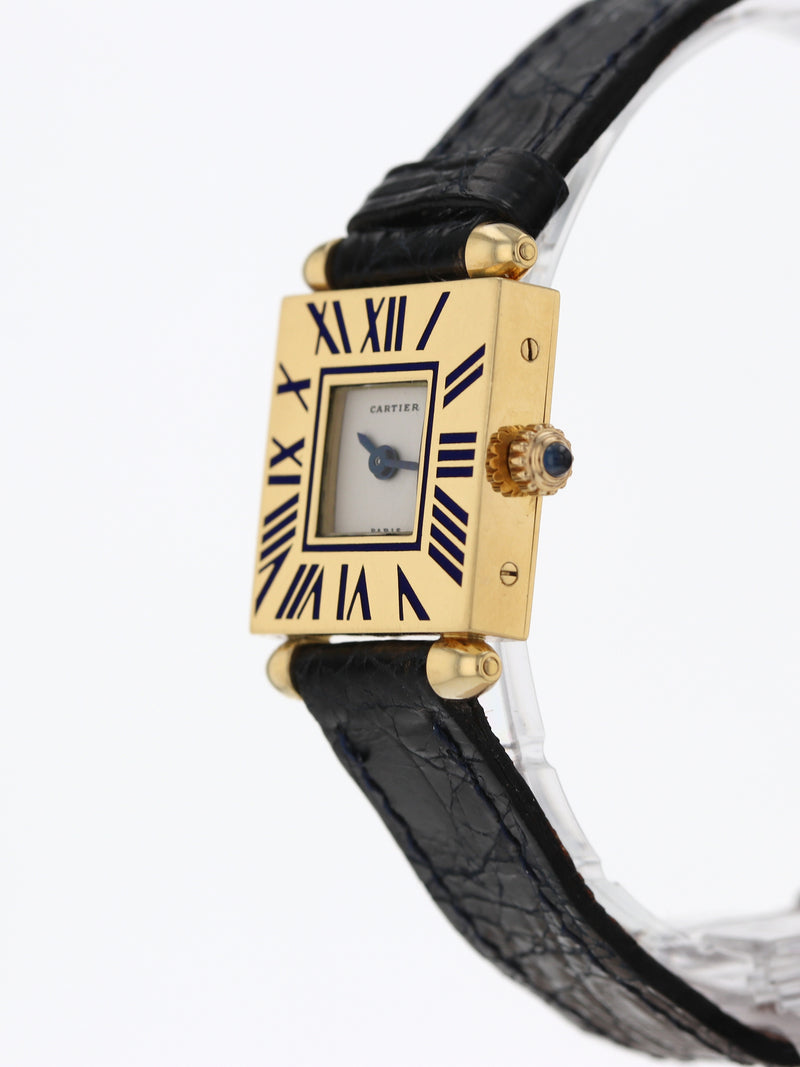 32337: Cartier Vintage Ladies Tank, Quartz