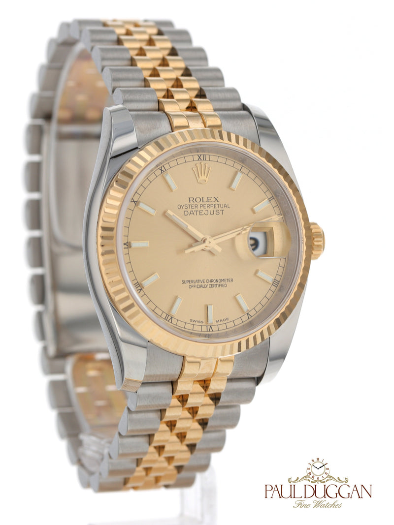 Rolex Datejust 2016 Full Set Ref. 116233