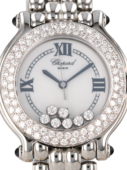 34139: Chopard Ladies Happy Sport Quartz
