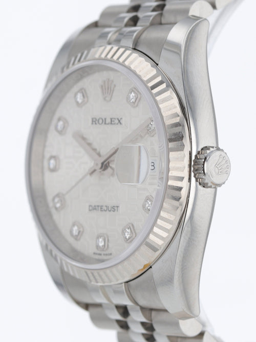Datejust Automatic Ref. 116234