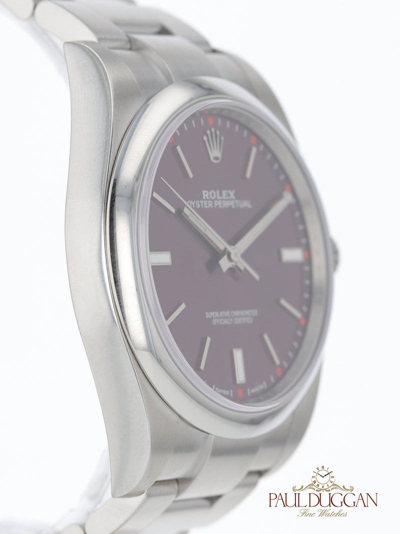 Rolex Oyster Perpetual 39 Automatic Ref. 114300