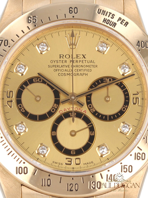 18k Yellow Gold Daytona Ref. 16528