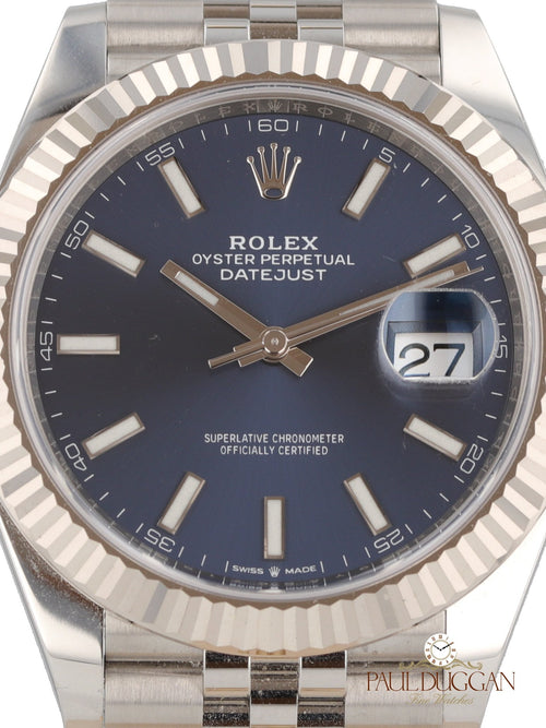 Rolex Datejust 41 Automatic Ref. 126334