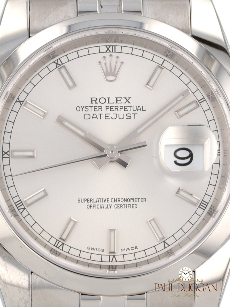 34684: Rolex Datejust Automatic Ref. 116200