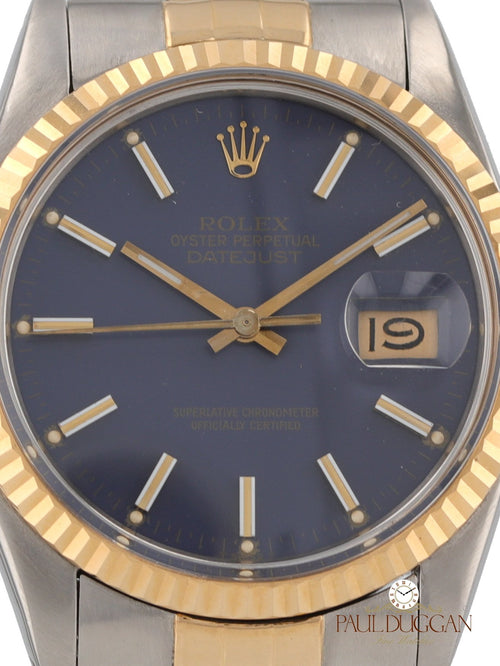 Rolex Daatejust Automatic Ref. 16013