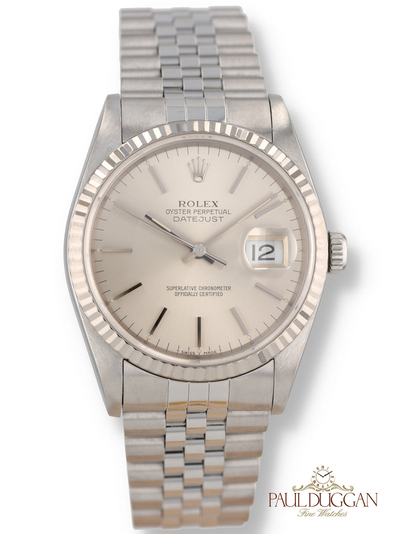 Rolex Datejust Automatic Ref. 16234