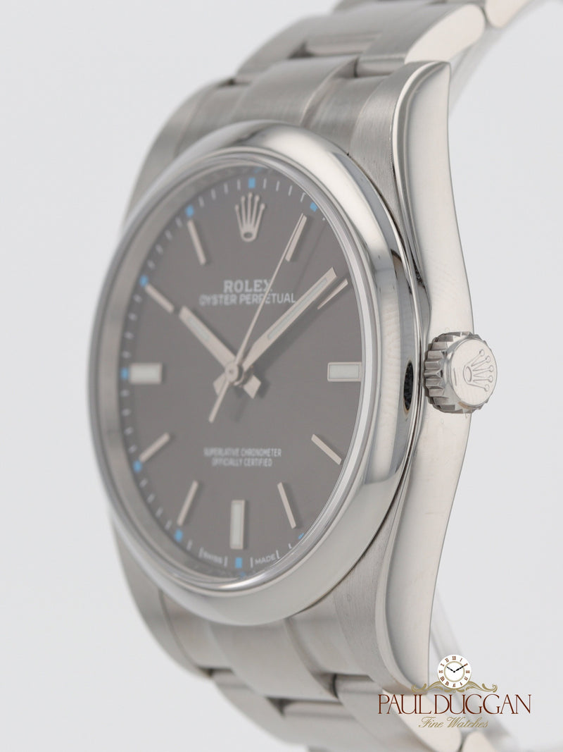 Rolex Oyster Perpetual 39 Automatic Refr. 114300