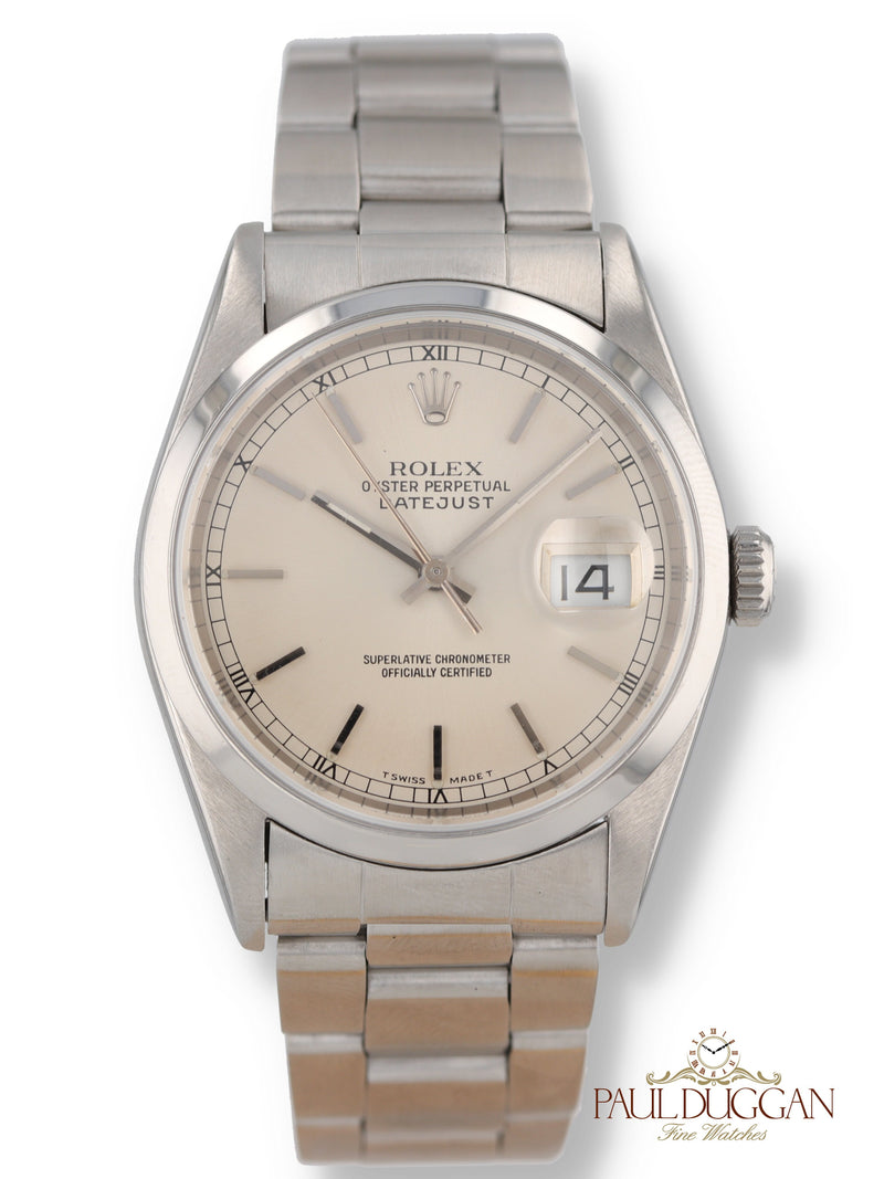 Rolex Datejust Automatic Ref. 16200