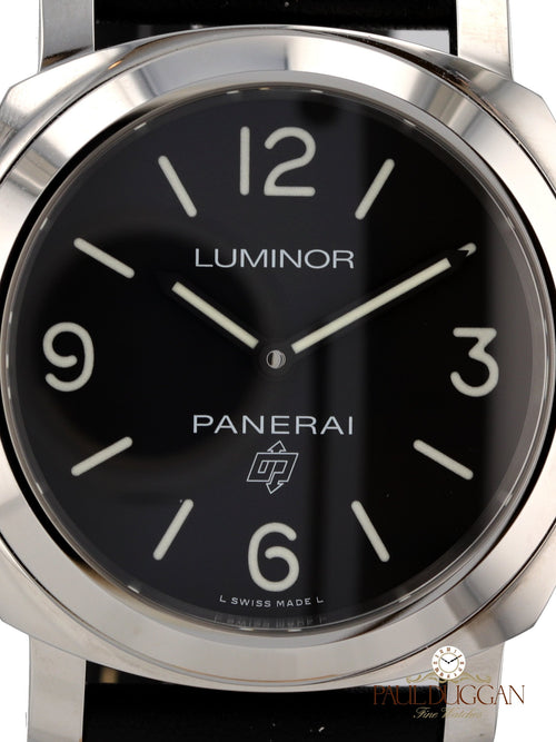 Panerai Luminor Base Logo PAM00773
