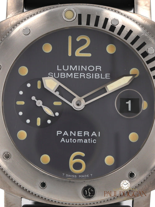 34815: Panerai Luminor Submersible PAM00106