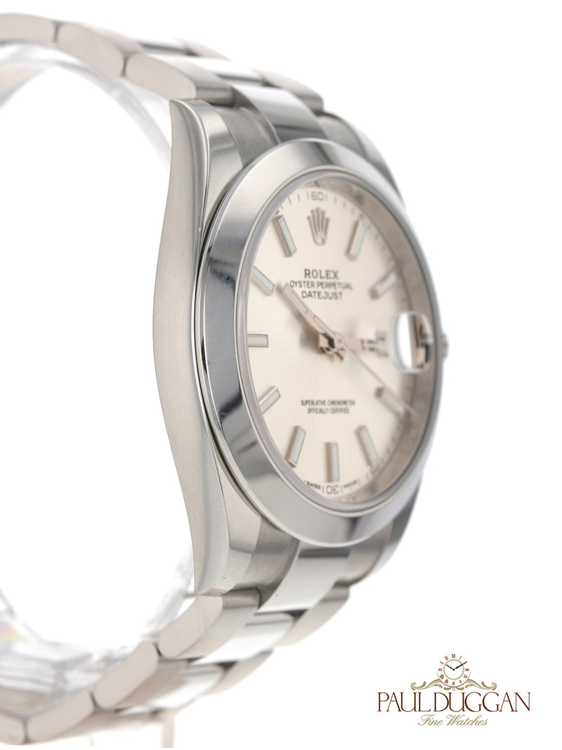 Rolex Datejust 41 Automatic Ref. 126300