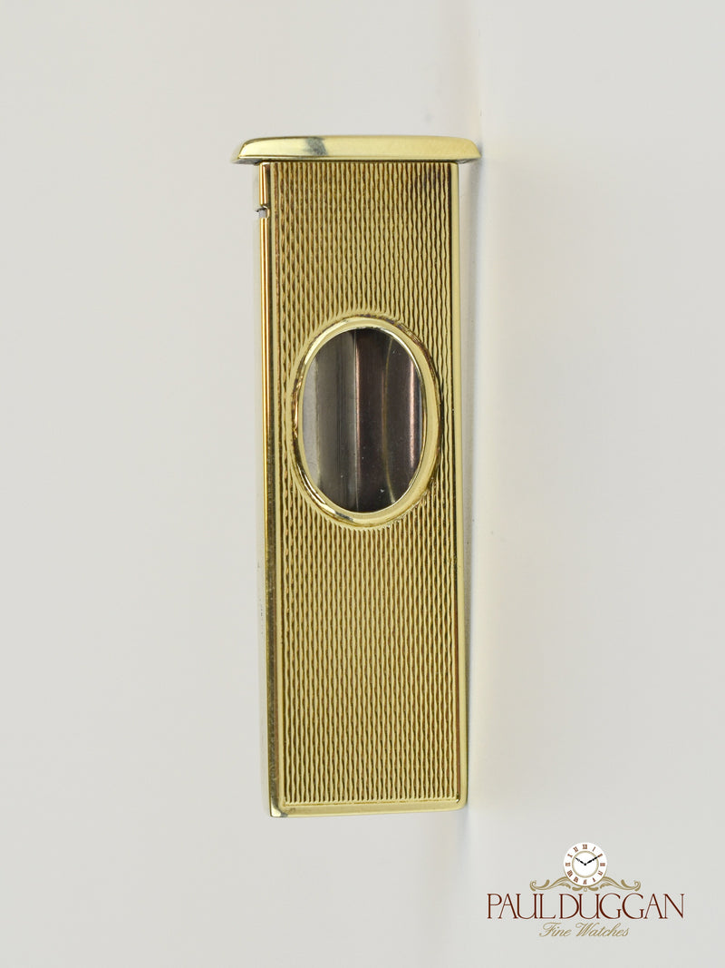 14k Yellow Gold Cigar Cutter