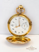 18k Yellow Gold Pocketwatch Circa 1904