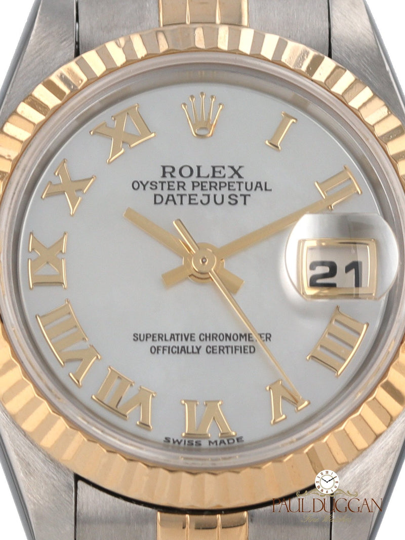 Rolex Ladies Datejust Ref. 79173