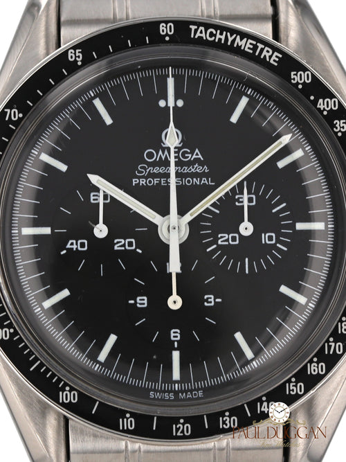 Omega Apollo XI 25th Anniversary Speedmaster