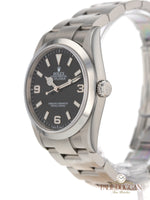 Rolex Explorer Full Set Ref. 114270