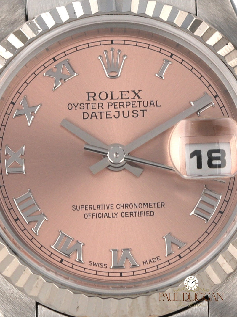 Rolex Ladies Datejust 2007 Full Set Ref. 79174