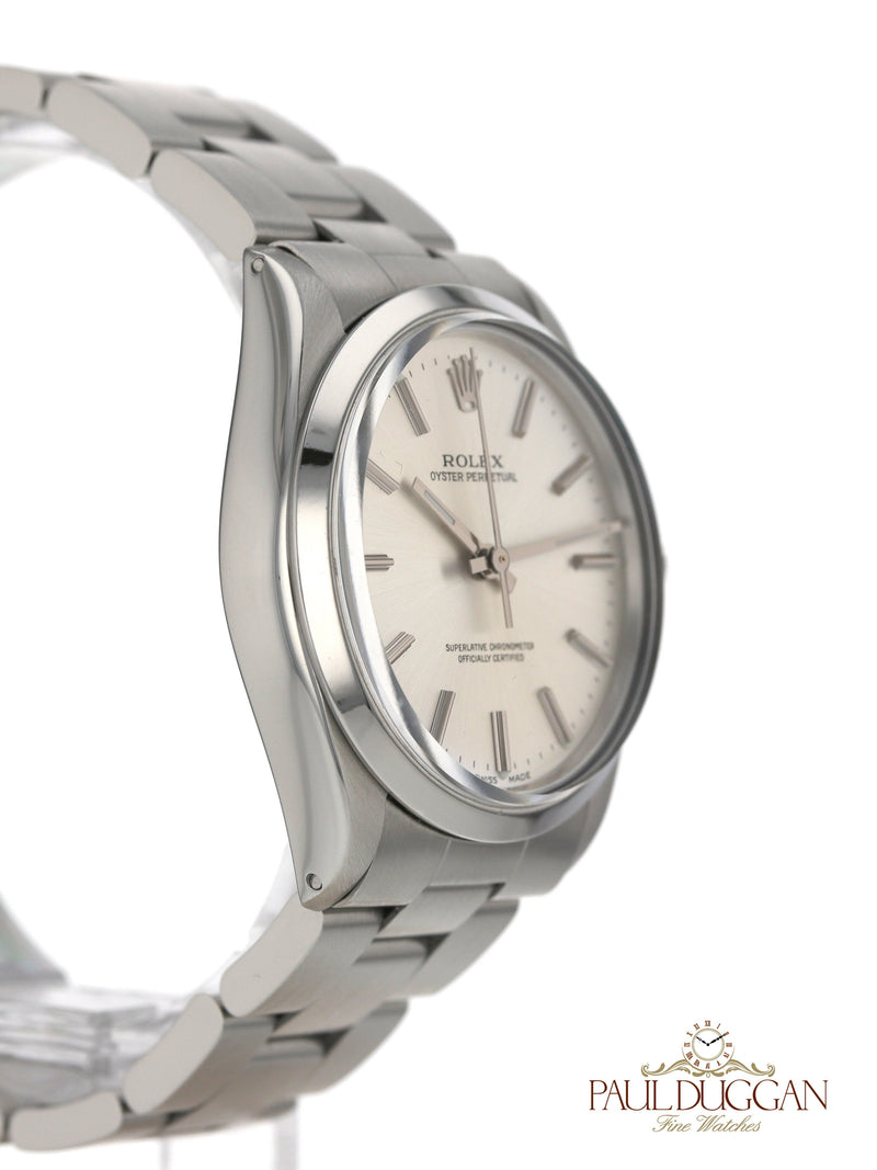 Rolex Vintage 1989 Oyster Perpetual Ref. 1002