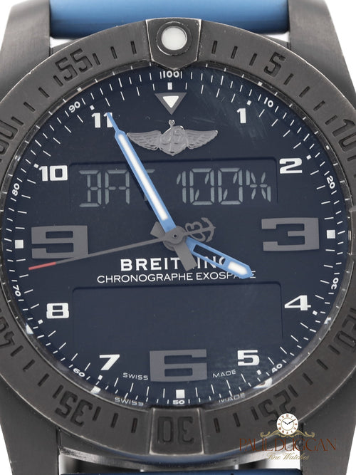 35188: Breitling Exospace B55 Chronograph Smart Watch